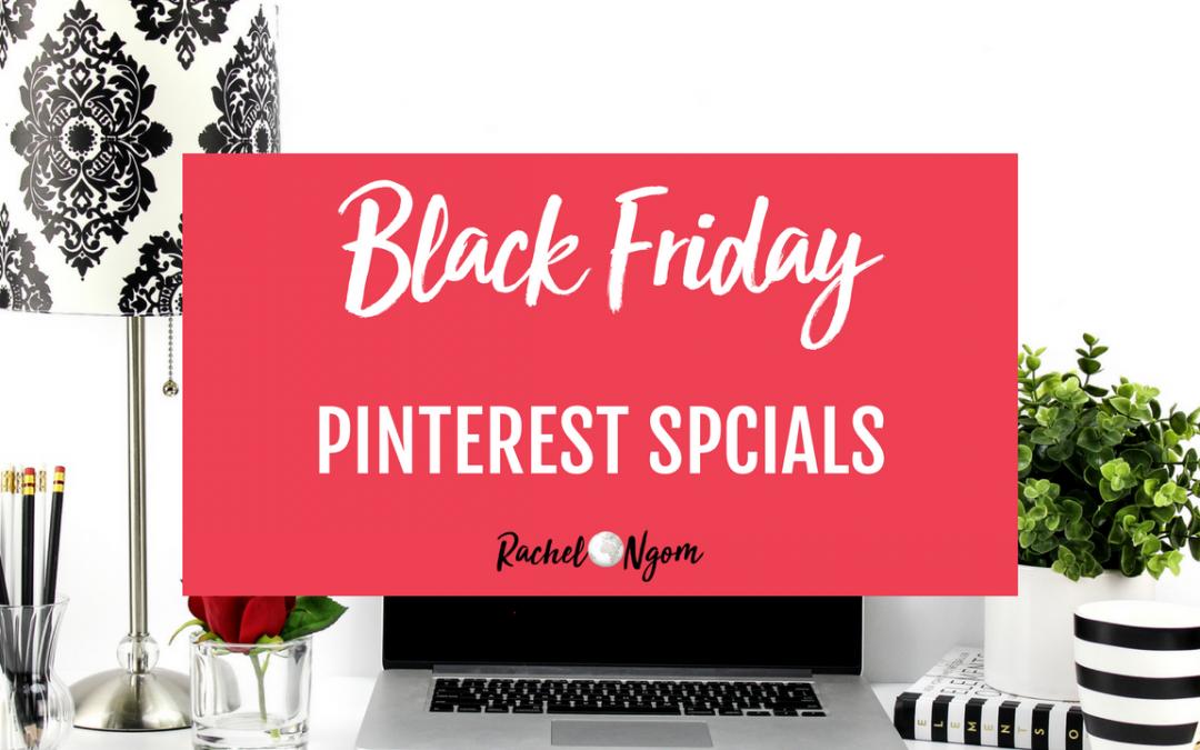 Black Friday Special Offer!