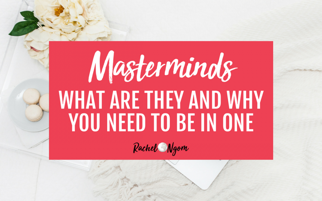 Mastermind Coming in 2018…Apply to Join Now!