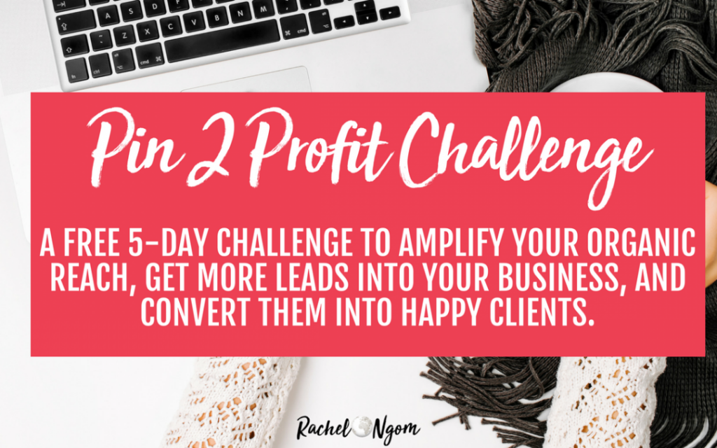 Description: My free 5 day Pin 2 Profit Challenge is starting! Learn how you can use Pinterest to generate freee leads and sales on autopilot! I used Pinterest to get over 20,000 leads!! Repin and save your spot! how to get more leads, online marketing, entrepreneur tips, social media tips, blogging tips, girl boss tips