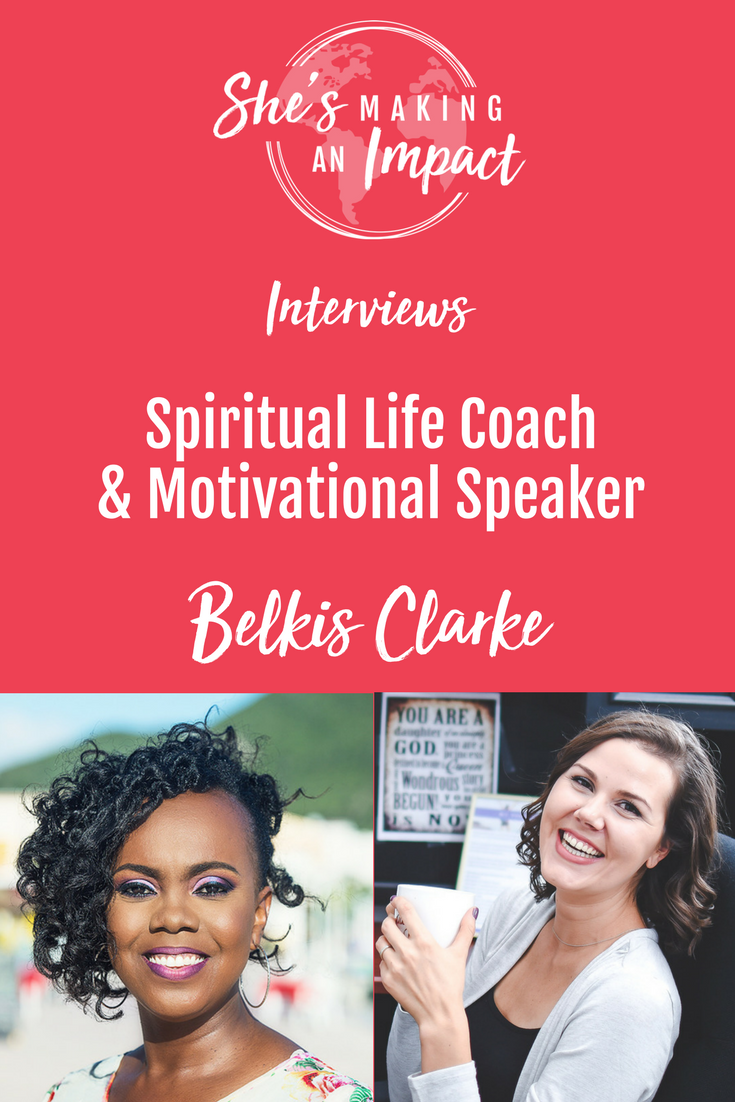 On this episode I'm interviewing Belkis Clarke. She's a spiritual life coach and motivational speaker who knows brokenness. She rose from the ashes of so many struggles, but today is on a path full of light. Inspired by her experiences, she's committed her life to helping others, uncover the truth of who they are, and uncover the truth of triumph. This episode is going to really touch your soul. I know you're going to love it.