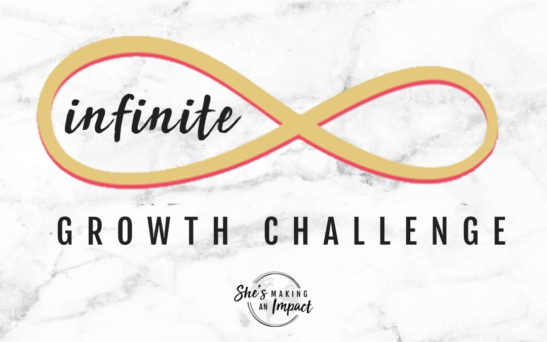 Join the Free 5 Day Infinite Growth Challenge!