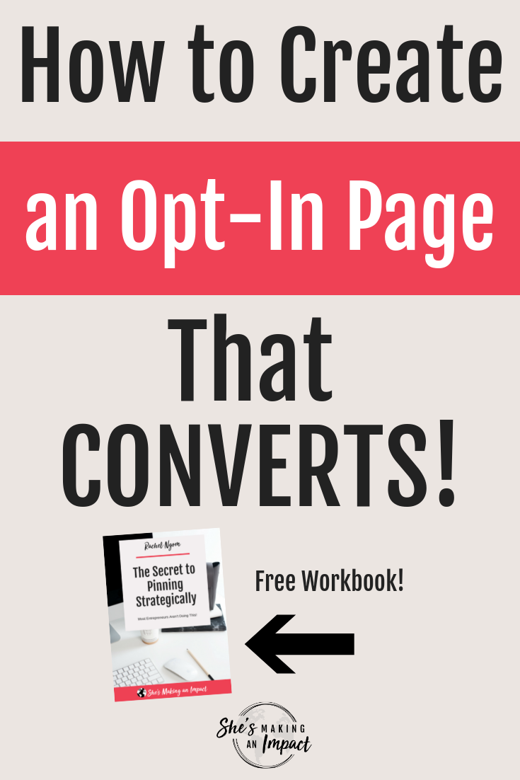 Wanna learn how to create an opt in freebie that converts? If you want to build an email list, you must know how to create a freebie that gets your ideal client to take action!! I've built my email list to over 50,000 using these strategies.. Ready to create an opt in that converts? Repin and let's build your email list!! #shesmakinganimpact #emailmarketing #onlinemarketing #emaillist #optin