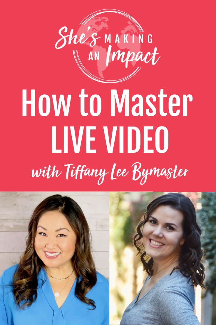 """Today we're talking to Tiffany Lee Bymaster, aka """"CoachGlitter"""" is a multi-passionate creative entrepreneur who has translated her vast experience working behind the scenes on some of the most amazing production sets to teach online entrepreneurs how to UpLevel their personal and lifestyle brands through the power of video especially Live Video!"""