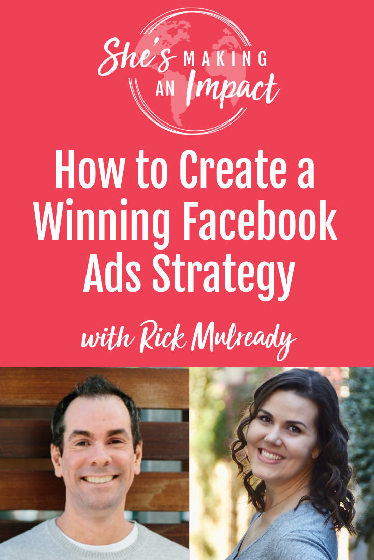 Rick has been in the online marketing space for 18 years and is an industry-leading authority on simplifying Facebook ads and online marketing for entrepreneurs and small businesses. He\'s the host of The Art of Paid Traffic podcast.