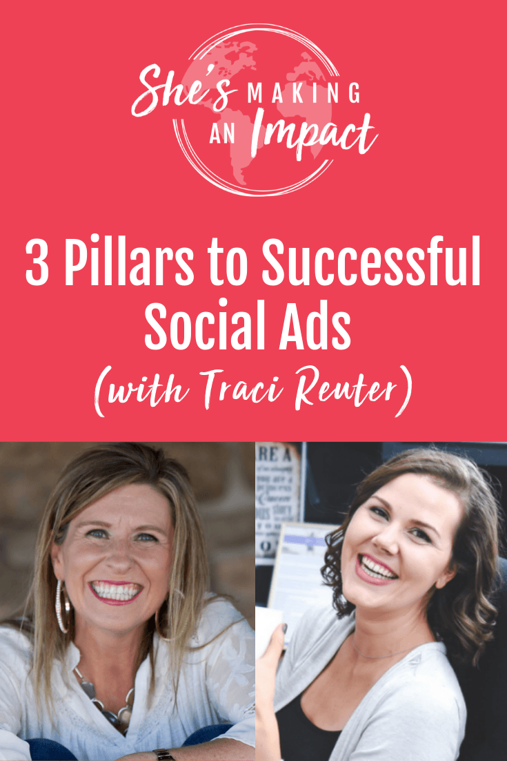 3 Pillars to Successful Social Ads