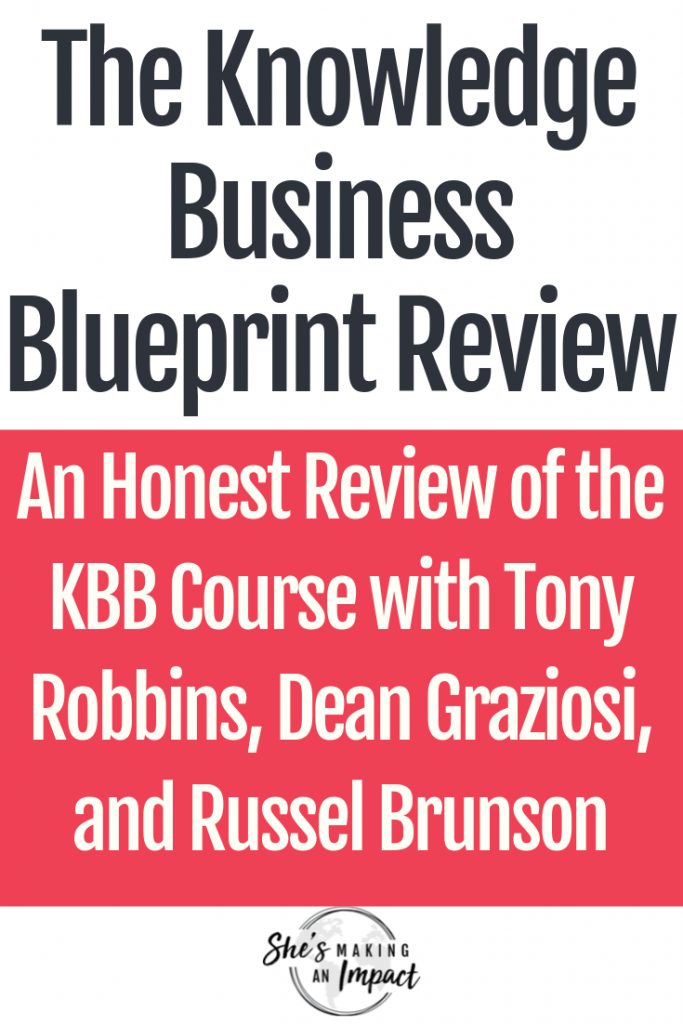 Knowledge Business Blueprint Review: An Honest Review of the KBB Course