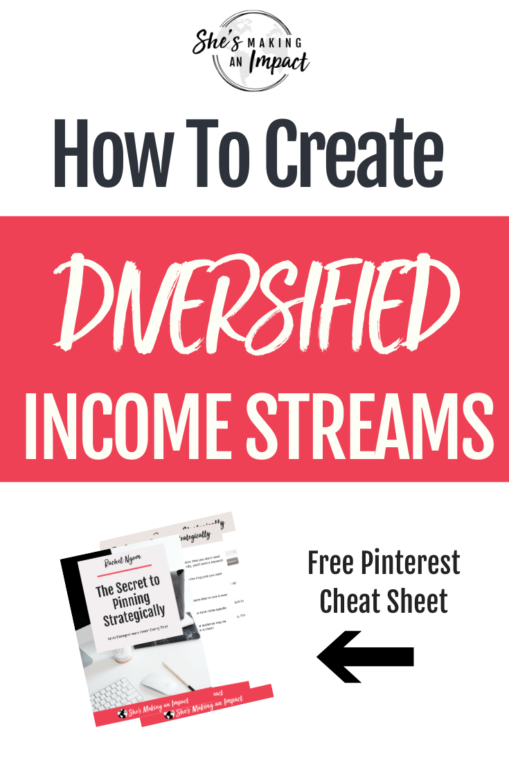 How to Create Diversified Income Streams