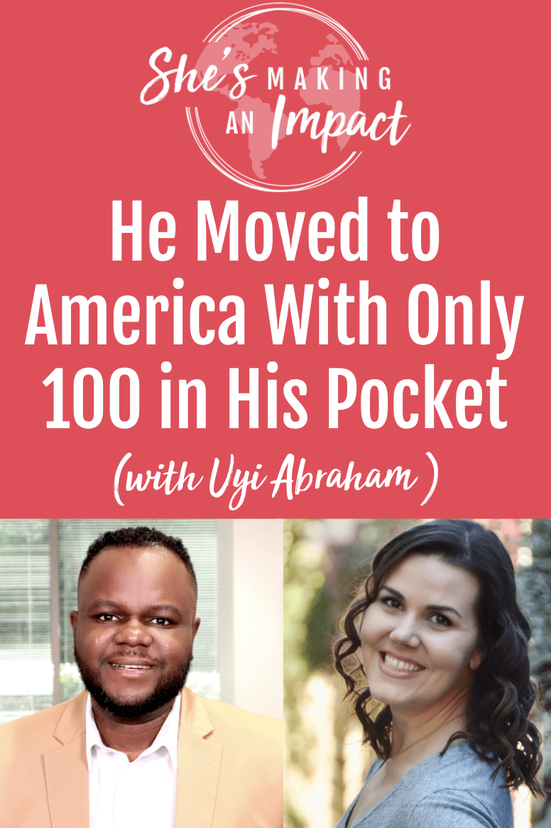 He Moved to America with only 100 in his pocket (with Uyi Abraham): Episode 234